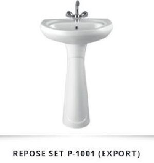 Pedestal Wash Basin 01