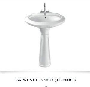 Pedestal Wash Basin 02