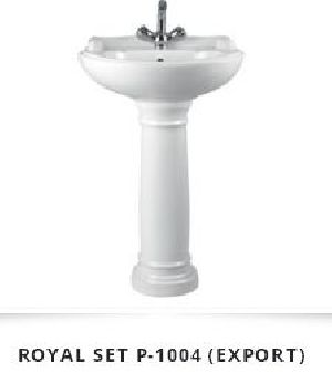 Pedestal Wash Basin 04