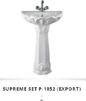 Pedestal Wash Basin 06