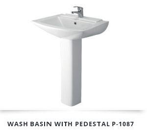Pedestal Wash Basin 13