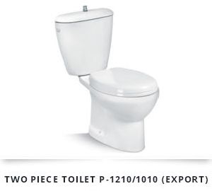 Two Piece Ceramic Toilet 02