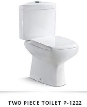 Two Piece Ceramic Toilet 05