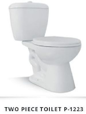 Two Piece Ceramic Toilet 06