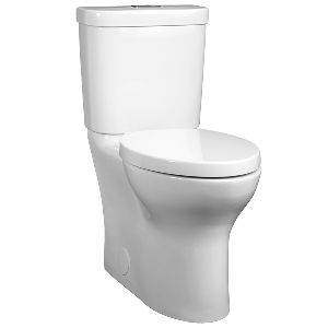 two piece water closet