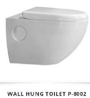 Wall Hung Ceramic Toilet 04