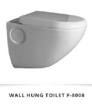 Wall Hung Ceramic Toilet 05