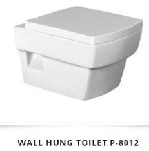 Wall Hung Ceramic Toilet 08