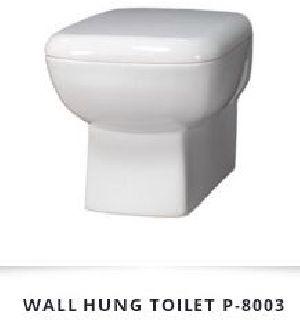 Wall Hung Ceramic Toilet 09