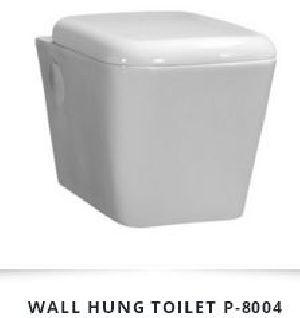 Wall Hung Ceramic Toilet 10