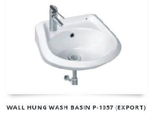 Wall Hung Wash Basin 02