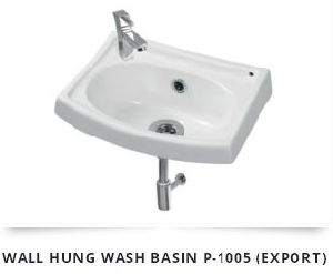 Wall Hung Wash Basin 04