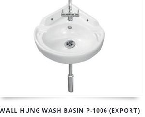 Wall Hung Wash Basin 05