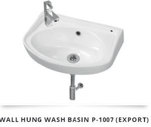 Wall Hung Wash Basin 06