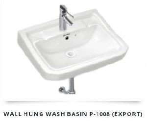 Wall Hung Wash Basin 12