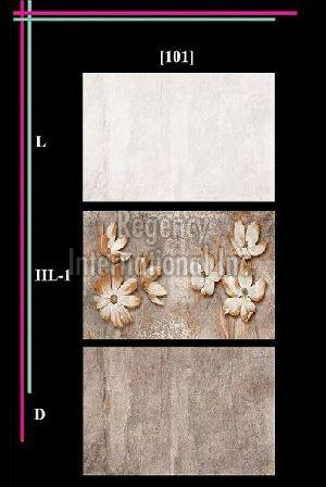 300x450mm Glossy 2 Series Wall Tiles