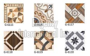 400x400mm Digital Floor Tiles