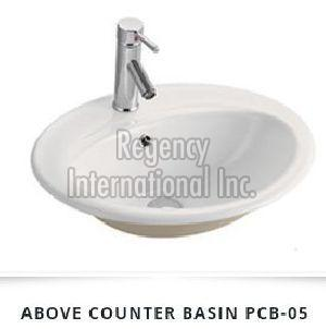 Above Counter Wash Basin