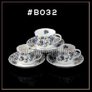 Carpet Series Cup & Saucer Set