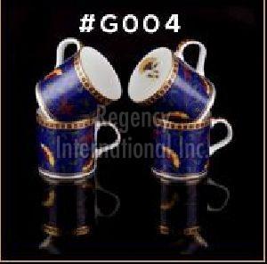 Gold Carpet Gold Line Series Ceramic Mug 03