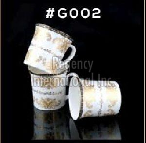 Gold Carpet Gold Line Series Ceramic Mugs