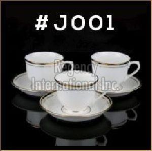 Gold Line Series Tea & Coffee Set