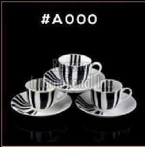 Microwave Series Cup & Saucer Set
