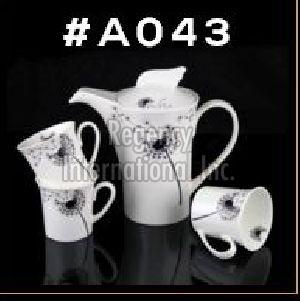 Microwave Series Tea & Coffee Set