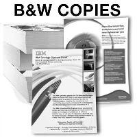 Black & White Photocopy