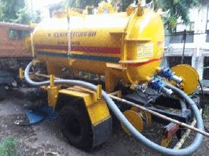 5000 ltr Suction cum Jetting machine
