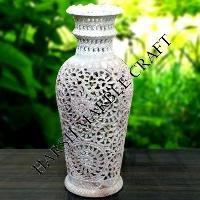 Marble Flower Vase 02