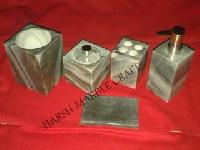 Grey Stone Bath Accessories 02