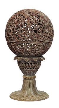 Stone Lamp 02