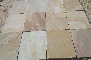 Buff Sandstone Tiles