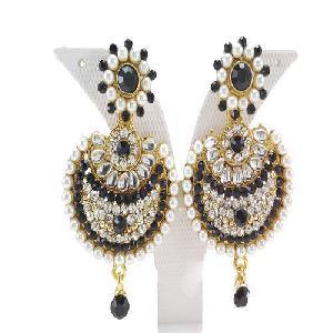 Colored Fancy Earrings
