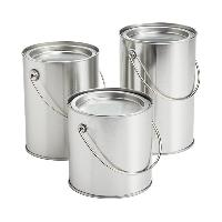 Plain Tin Containers