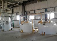 cooking oil refineries plants