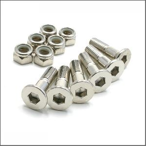Mild Steel Nuts & Bolts