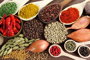 Indian Spices 01