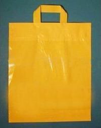 Plastic Loop Handle Bag 03