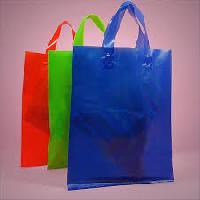 Plastic Loop Handle Bag 04