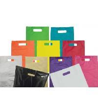 D Cut Plastic Carry Bags 01