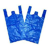 W Cut Plastic Carry Bags