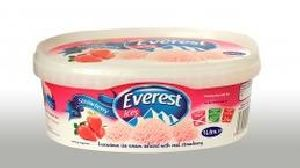 Everest Strawberry Ice Cream