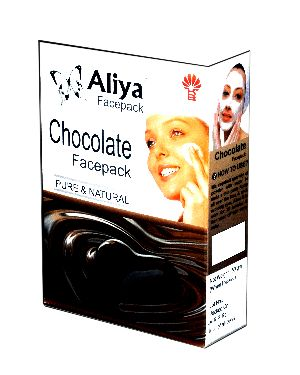 Chocolate Facepack