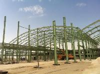Steel Structure Fabrication Services