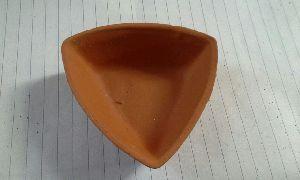 Terracotta Fancy Diya 08