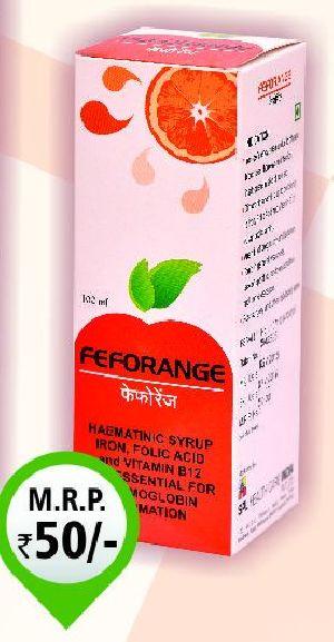 Feforange Syrup