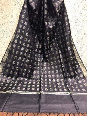 Bhagalpuri Silk Saree 07