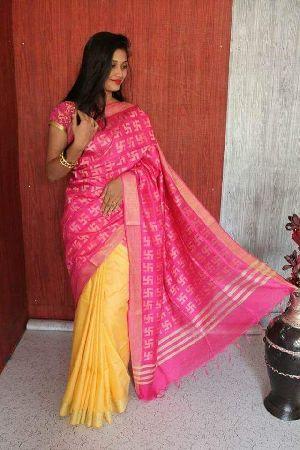 Bhagalpuri Silk Saree 08